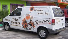 About us page for Tides & Cindys most excellent Flowers, hudson fl.