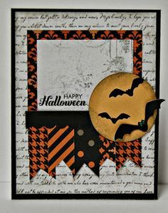 ctmh halloween cards - Google Search