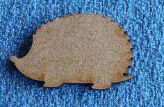 Mini-Wooden-MDF-Craft-shapes-hedgehog-rabbit-frog-fox-squirrel-badger-otter