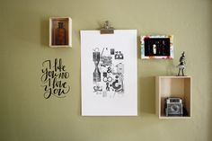 I Like You and I Love you | Home Decor Wall Vinyl | Brittany Sazonoff for Silhouette America