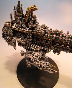La flotte du Secteur Burgundianionis   Darkvernon
