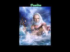 Antiikin Kreikan jumalia - YouTube