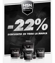 Hoy 22% de descuento en toda la marca HSN Sport  envío gratuito ( accede al descuento a través del link de mi Bio @joselufit )  #hsnstore #hsnmola #hsnsport