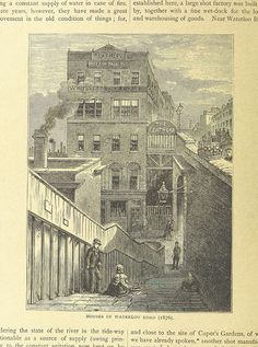 Image taken from page 1022 of 'Old & New London. By W. Thornbury and Edward Walford. Illustrated' | by The British Library