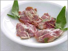 Saltimbocca alla romana - Ricetta tradizionale