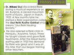 REIKI * Mikao Usui