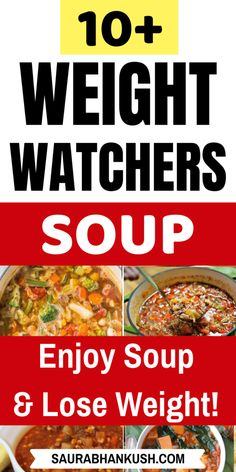Easy Weight Watchers Soup Recipes With SmartPoints – My Zero Points Weight Watchers Soup Freestyle Recipes are cheap and easy to cook. We have chicken, cabbage & crockpot weight watchers soups. Make our Weight watchers soup and enjoy them today. Weight Watcher Desserts, Weight Watchers Snacks, Weight Watchers Smart Points, Weight Watcher Dinners, Weight Watchers Chicken, Weight Watchers Cabbage Soup Recipe, Weigh Watchers, Ww Recipes, Soup Recipes