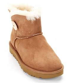 UGG Bailey Button Mini Boots II