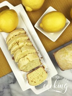 CopyCat Starbucks Mini Lemon Loaves & VIDEO