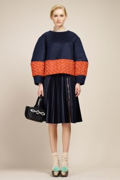 Paule Ka Fall 2012 Ready-to-Wear