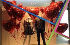 san valentino vetrine - Cerca con Google