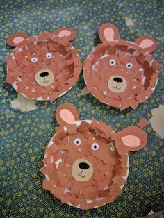 Bear Activities Preschool, Fairy Tale Activities, Nursery Rhymes Preschool, Preschool Lessons, Infant Activities, Preschool Activities, Fairy Tale Crafts, Fairy Tale Theme, Fairy Tales