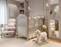 Top 5 Luxury Baby Cribs of 2019 Luxury Baby Crib with mosquito net by […] . - Top 5 Luxury Baby Cribs of 2019 Luxury Baby Crib with mosquito net by […] … Top 5 Luxury Baby Cribs of 2019 Luxury Baby Crib with mosquito net by […] Source link Baby Bedroom, Baby Boy Rooms, Baby Cribs, Room Baby, Big Girl Rooms, Baby Room Themes, Baby Room Decor, Luxury Nursery, Baby Room Design