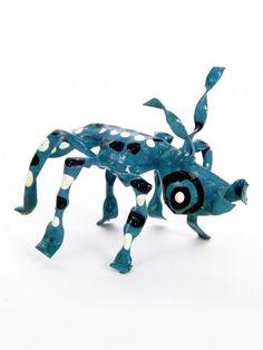 Tiny Tin Ant, $7