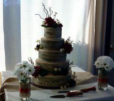 Woodland wedding Woodland Wedding, Wedding Cakes, Desserts, Food, Wedding Gown Cakes, Tailgate Desserts, Deserts, Forest Wedding, Essen
