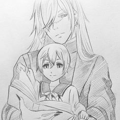 Madpatti Appreciation Post . PATTI IS KILLING ME WITH THIS ART I HONESTLY CAN'T STOP CRYING FROM THESE I LOVE THEM SO MUCH . LOOK AT MY BABY BOY AND HIS SMOL BEAN I CAN'T GOD BLESS PATTI FOR SHARING HER BEAUTIFUL ART WITH US SO MUCH . #undertaker #blackbutlerundertaker #adriancrevan #grimreaper #deathgod #shinigami #legendary #mortician #kuroshitsuji #blackbutler #cielphantomhive #earlofphantomhive #twinciel