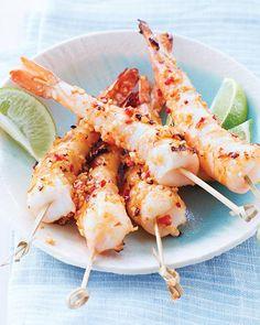 Chili & Lemongrass Shrimp