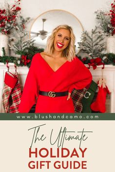 You guys! Here is my holiday gift guide for 2020! I'm so excited to share it with you! Do you have a man in your life you need to shop for? You can find it in there. What about a new baby? Check! What about your dog? Check! That and so much more! You're going to love it! #holidaygiftideas #2020giftideas #giftguide #giftsforhim