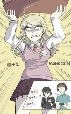 Monocoin, Get! by 0-DAI-0