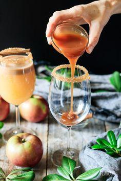 Easy Mocktail Recipes, Drink Recipes Nonalcoholic, Drinks Alcohol Recipes, Non Alcoholic Drinks, Tea Recipes, Yummy Drinks, Cocktail Recipes, Dessert Recipes, Fall Recipes