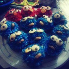 Elmo y comegalletas