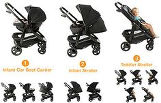 """Graco Modes Click Connect Stroller - Holt - Graco - Babies """"R"""" Us"""