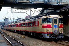 キハ80系札幌駅