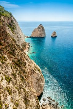 Zakynthos + the Blue Ionian Sea