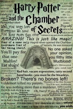 Stylish posters with Harry Potter quotes [pictures] | Ebook Friendly
