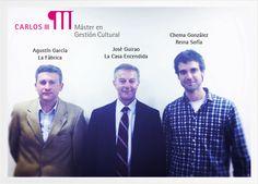 Ilustres ponentes de nuestro taller de inserción laboral.