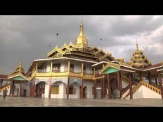 As many traditionally Buddhist cultures have, Myanmar's landscape is scattered with temples and monasteries. However, for the most part, Myanmar's architectu. Temple Architecture, Architecture Design, Modern Architects, Buddhist Temple, Temples, House Styles, Lifestyle, Architecture Layout, Architecture Illustrations