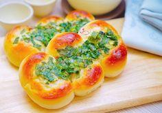 古早味蔥麵包食譜、作法 | 庄腳人乀灶咖的多多開伙食譜分享