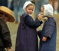 Amish . . . oops!