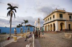 Best Places For 2014 Trinidad Cuba