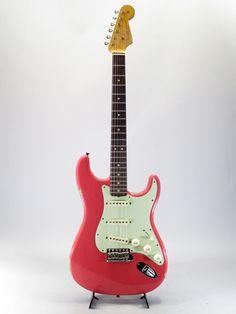 FENDER CUSTOM SHOP[フェンダーカスタムショップ] Limited 1964 Stratocaster Relic FRD|詳細写真