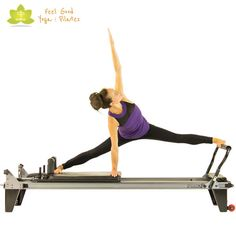 the spider pilates reformer exercise 5                                                                                                                                                                                 More