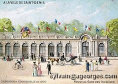 gare invalides exposition universelle 1900