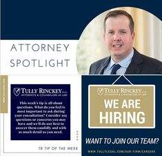 Tully Rinckey PLLC, Albany, NY. 1,947 likes · 69 talking about this · 174 were here. Tully Rinckey PLLC is a nationally recognized full-service law firm known for its dedicated service to clients.