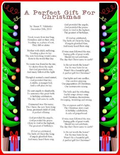 Religious Christmas Poems And Quotes. succulent christmas gifts, coteacher christmas gifts, coffee christmas gifts Christmas Poems And Quotes. Meaning Of Christmas, A Christmas Story, Christmas Holidays, Christmas Crafts, Christmas Decorations, Holiday Fun, Holiday Ideas, Merry Christmas, Christmas Pageant