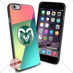 """Ncaa Colorado State Rams,iPhone 6 4.7"""" & iPhone 6s Case Cover Protector for iPhone 6 & iPhone 6s TPU Rubber Case for Smartphone Black SHUMMA http://www.amazon.com/dp/B01C01KAGA/ref=cm_sw_r_pi_dp_dLlYwb19MPXP1"""