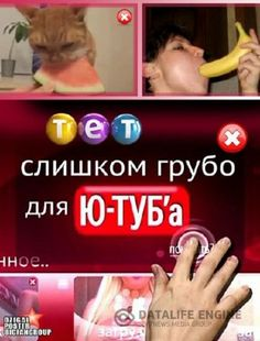 Очень грубо для Ю-Тюба / Выпуск 5 (2012) SATRip