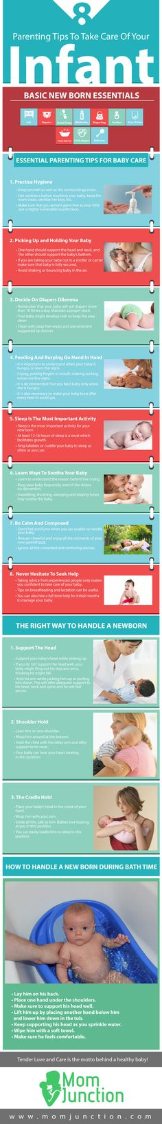 Top 10 Parenting Tips To Take Care Of Your Infant: Want to know how to take care of newborn baby? Here are the top 10 tips that will help you nurture your baby with confidence.
