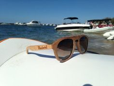 Anthony Chemello just received his ECOlution sunglasses