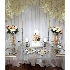 Engagement Table- Nişan Masası Engagement Table # Nişantepsi of # Söztepsi of # Nişanmasa of - Wedding Pins, Wedding Trends, Wedding Ceremony, Dream Wedding, Engagement Party Favors, Wedding Engagement, Wedding Rituals, Alternative Wedding, Decoration