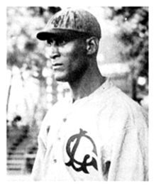 Joe Williams a.k.a. Cyclone Joe or Smokey Joe - Born in Seguin, Texas on April 6, 1886. American right-handed pitcher in the Negro leagues. He is widely recognized as one of the game's greatest pitchers, even though he never played a game in the major leagues. He was elected to the Baseball Hall of Fame in 1999.