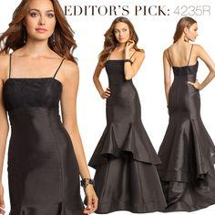 Camille La Vie Long Black Dresses and Evening Gowns
