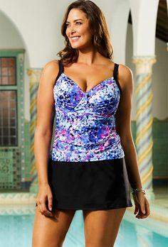 5f8de779cb 30 Best Plus Size Underwire Swimwear images | Plus size underwire ...