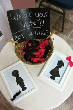 Homemakin and Decoratin: Gender Reveal Party