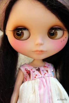 She is a sweet thing by china-lilly *no FMs*, via Flickr
