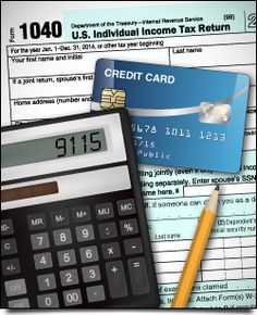 Pros and cons of paying taxes with a credit card